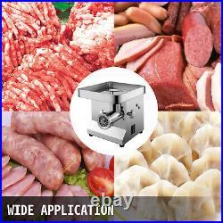 Meat Grinder Electronic Meat Grinder 1100W Sausage Maker Stainless Steel
