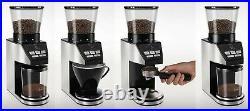 Melitta Calibra Coffee Grinder Black / Stainless Steel NEW