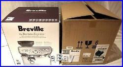 NEW Breville BES870XL Barista Express Espresso Machine withGrinder and Accessories