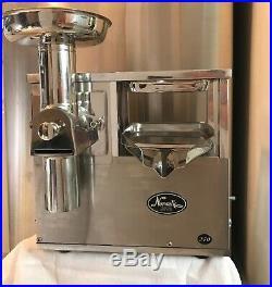 Norwalk Model 270 Cold Press Stainless Steel Hydrolic Juicer