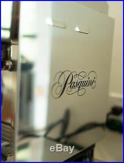 Pasquini Livia 90s Espresso Coffee Machine Including Coffee Grinder And Base