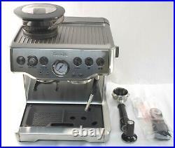 READ OEM Breville BES870XL Barista Express Auto Espresso Maker Built-in Grinder