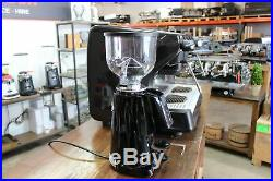 Rancilio Classe 5 S & Fiorenzato F4 Nano E Grinder Commercial Espresso Machine