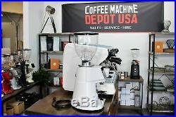 Rancilio Classe 5 USB Tall Espresso Machine & Fiorenzato F64 E Grinder Combo