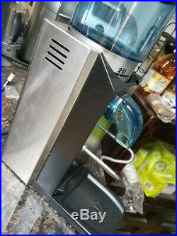 Rancilio Rocky Doserless Espresso Burr Coffee Grinder USED