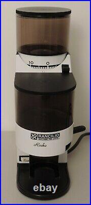 Rancilio Rocky Espresso Coffee Burr Grinder