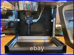 Rancilio Silvia M Espresso Machine with Baratza Sette 30 AP Burr Grinder + Extras