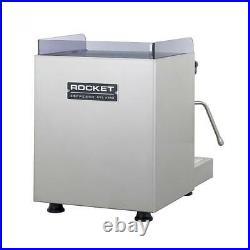Rocket Cellini Evoluzione V2 Espresso Coffee Maker Machine & Fausto Grinder Set