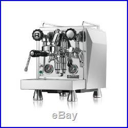 Rocket Espresso Giotto Evoluzione R with Mazzer Mini Timer Espresso Grinder