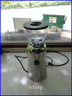 Rocket Espresso Macinatore Fausto Grinder Polished Chrome USED