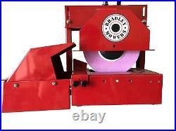 S105 Bradley Professional Lawnmower Blade Sharpener Grinder