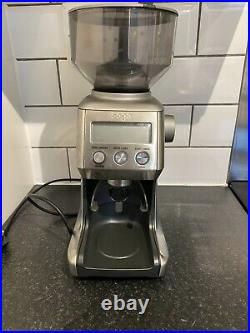 Sage the Smart Grinder Pro Coffee Grinder, Stainless Steel