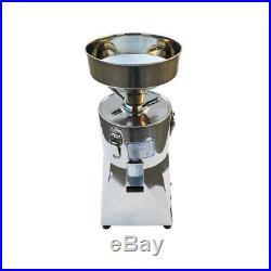 Soybean Grinding Machine Soymilk Machine Soy Bean Pulping Milk Machine110v