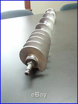 Stainless Steel Hobart 4246 meat grinder auger worm