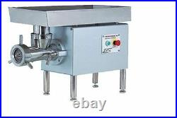 Thunderbird TB-500E Stainless Steel No. 32 3HP Meat Grinder NEW