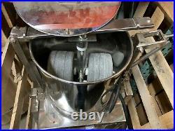 Tilting Stone Wet Grinder / Chocolate Melanger 20 Ltrs. FREE LOCAL PICKUP