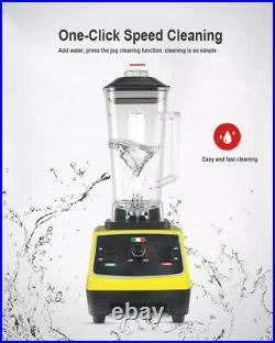 Vintage 2L Commercial Blender Grinder Mixer Processor Unbreakable Jar 2021 Model