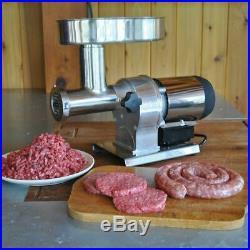 Weston Butcher Series #12 3/4HP Meat Grinder 560W Model 09-1201-W