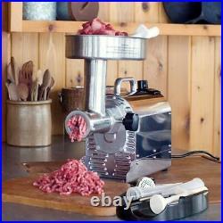 Weston Pro Series #22 Electric Meat Grinder (1 ½ Hp)